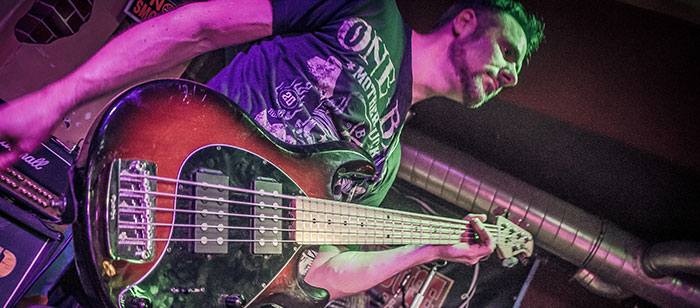 Nick Engel - Bass/Vocals